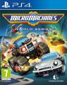 MICRO MACHINES: WILD SERIES PS4