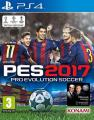 PRO EVOLUTION SOCCER 2017 PS4